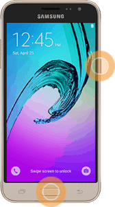 How to Take a Screenshots on Samsung Galaxy J3 Emerge