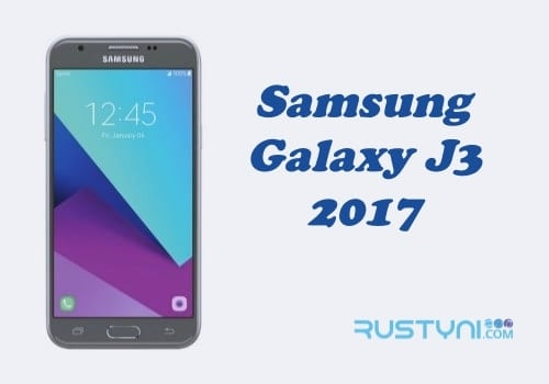 How to Hard Reset / Factory Reset Samsung Galaxy J3 2017