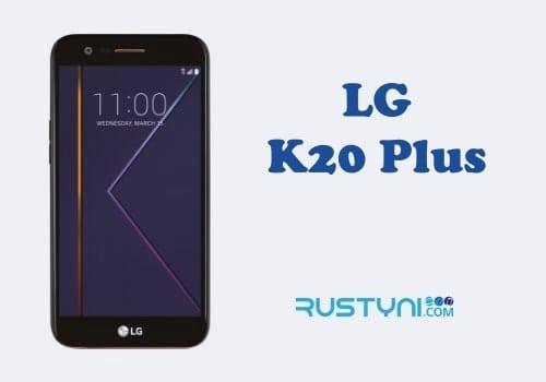 MetroPCS LG K20 Plus User Manual