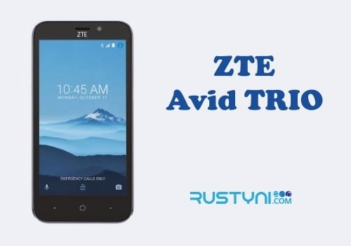 MetroPCS ZTE Avid TRIO User Manual