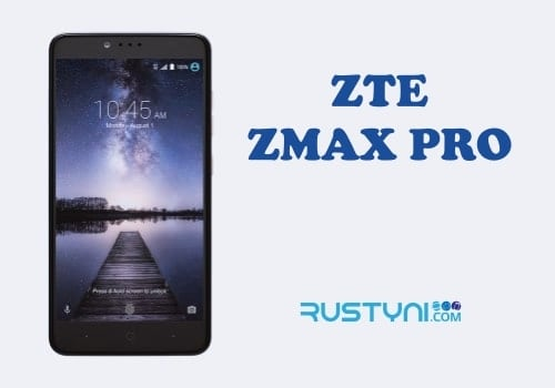 MetroPCS ZTE ZMAX PRO User Manual