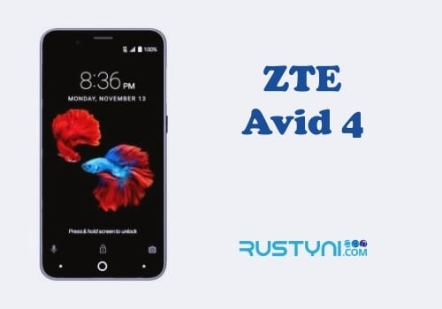 MetroPCS ZTE Avid 4 User Manual
