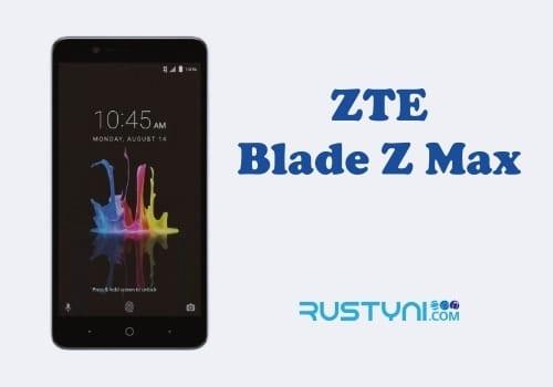 MetroPCS ZTE Blade Z Max User Manual