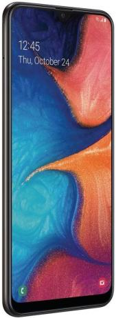 galaxy a20 front