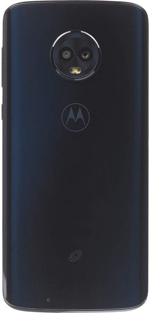 Moto G6 Back View