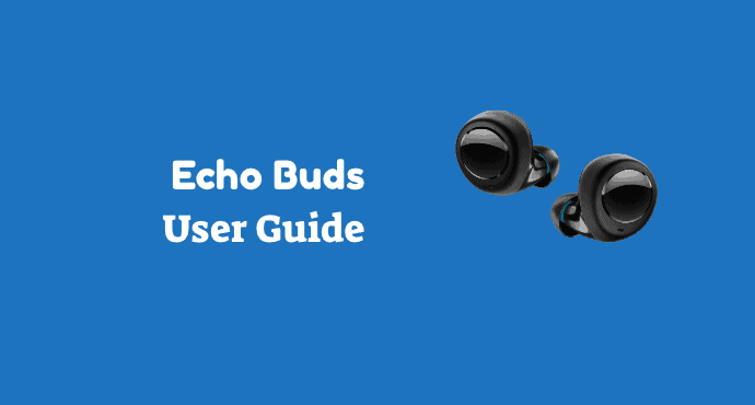 Amazon Echo Buds User Manual