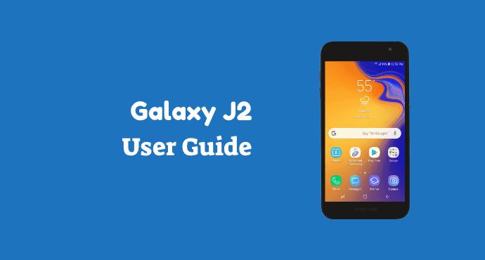 Galaxy J2 User Guide