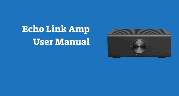 Amazon Echo Link Amp User Manual