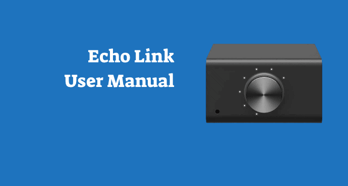 Amazon Echo Link User Manual