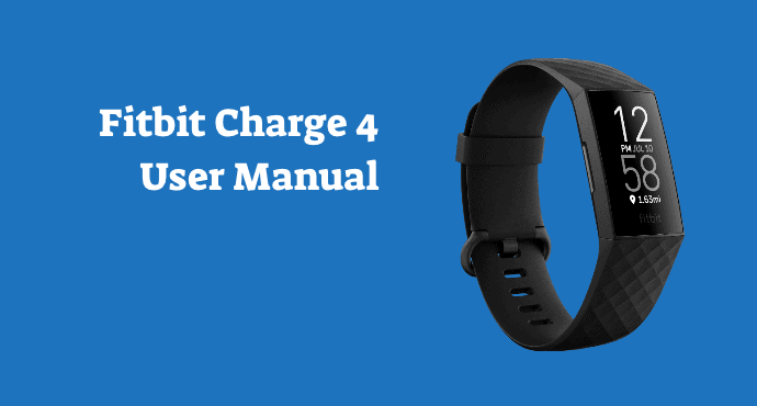 Fitbit Charge 4 User Manual