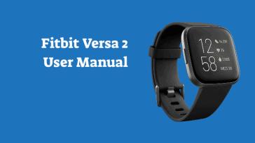 Fitbit Versa 2 User Manual