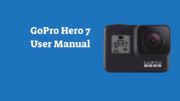 Go Pro 7 Black User Manual