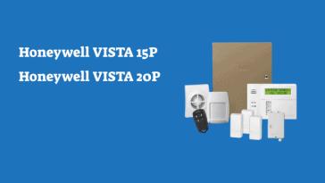Honeywell Vista 15P 20P User Manual