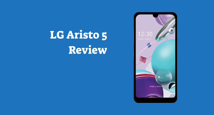 LG Aristo 5 Review
