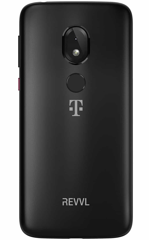 T Mobile REVVLRY Back Cover