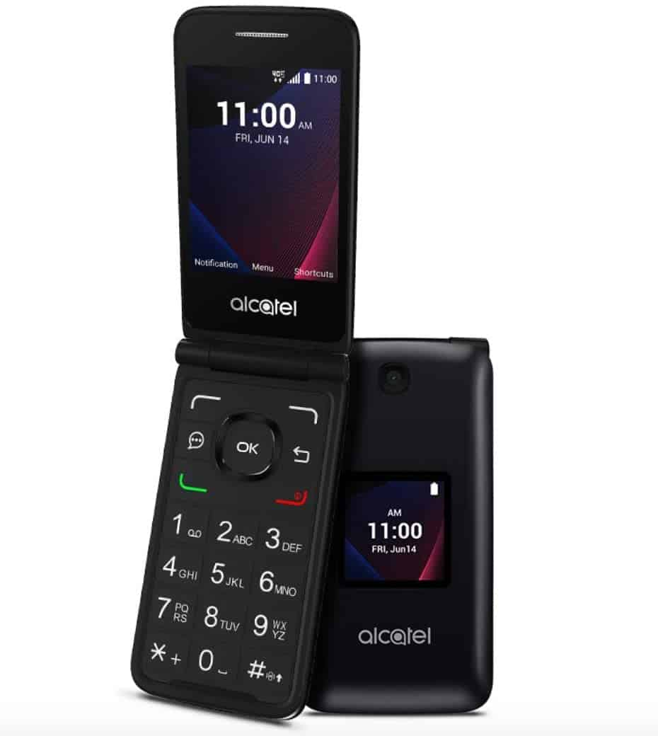 Verizon Alcatel Go Flip V