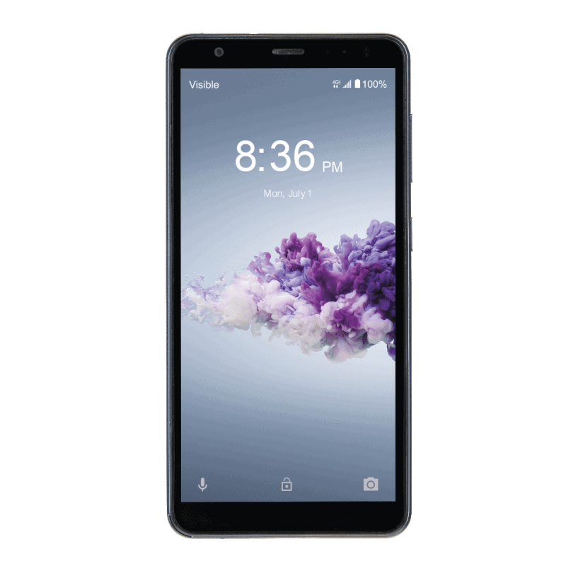 ZTE Blade A3 Prime Front View