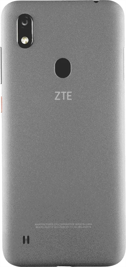 ZTE Blade A7 Prime Back View