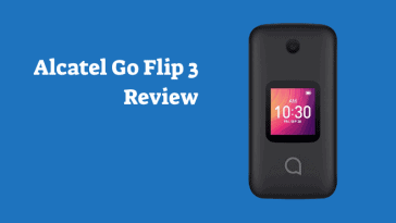 Alcatel Go Flip 3 Review