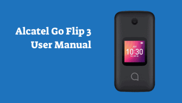 Alcatel Go Flip 3 User Manual