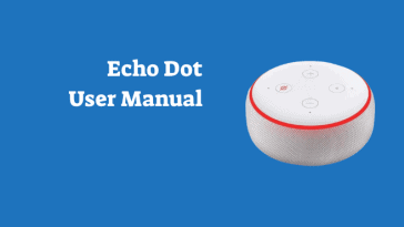 Amazon Echo Dot User Manual
