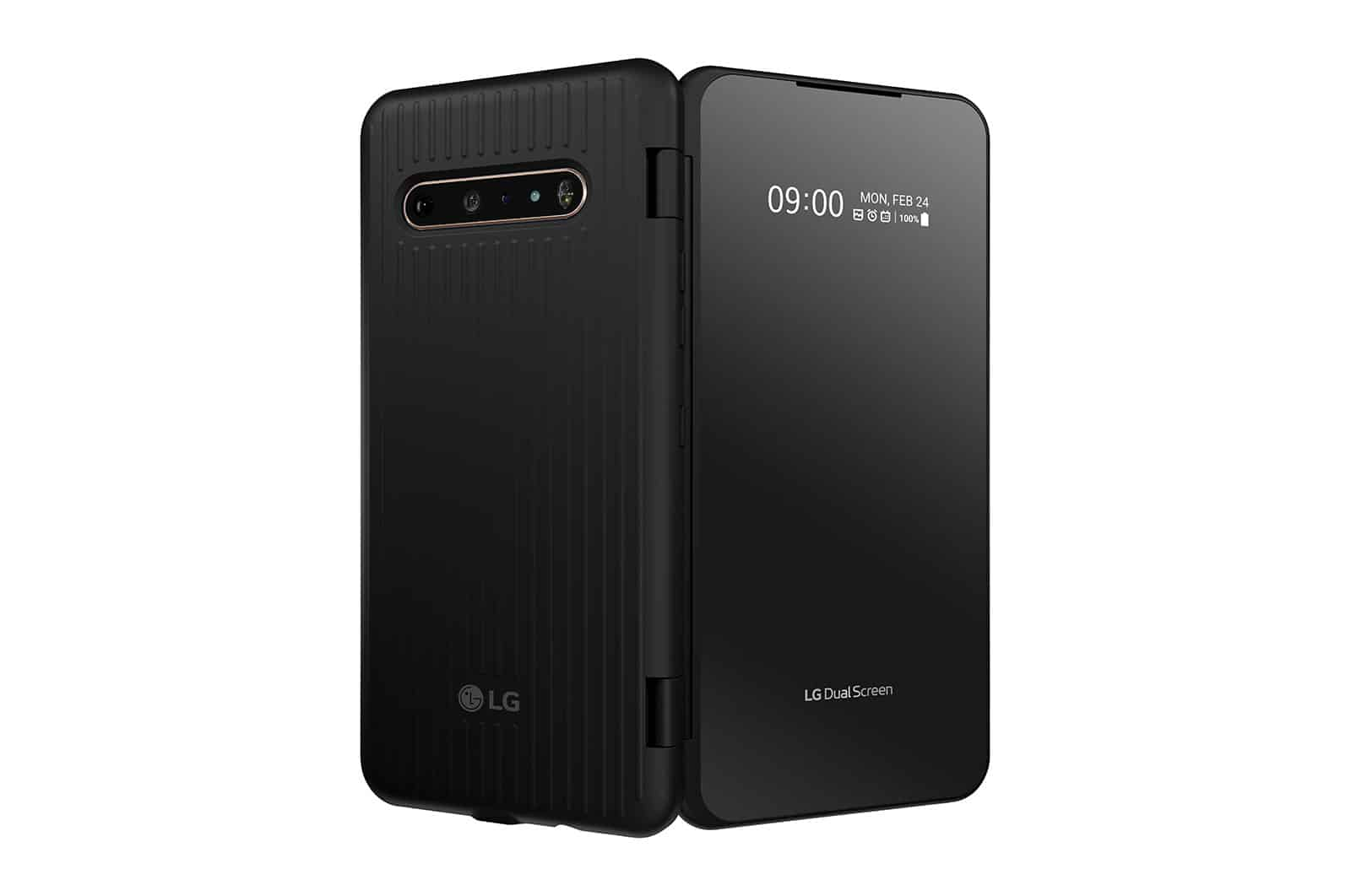 LG V60 ThinQ 5G Dual Screen Camera