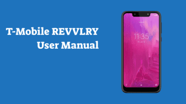 T Mobile REVVLRY User Manual