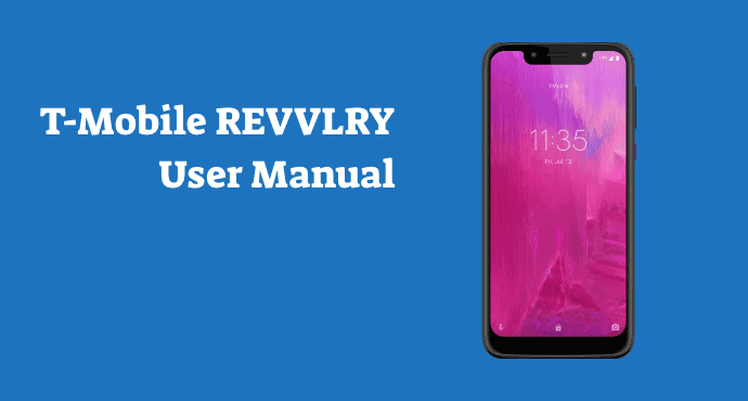 T Mobile REVVLRY User Manual