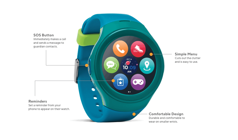 Timex Family Connect Design