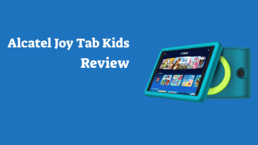 alcatel joy tab kids review