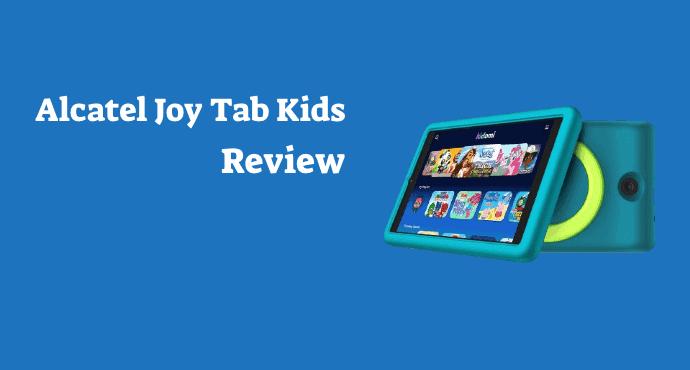 alcatel joy tab kids review