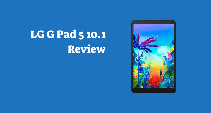 lg g pad 5 review