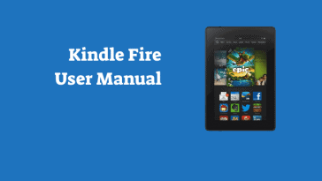 Amazon Kindle Fire User Manual