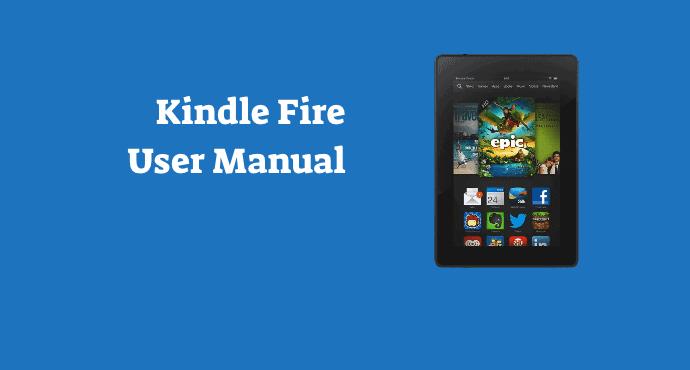 Amazon Kindle Fire User Manual